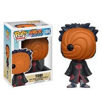 Pop! Naruto Shippuden Tobi Figure in Box