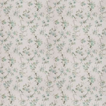 Fabricut 6505701 Tainted Floral Spa