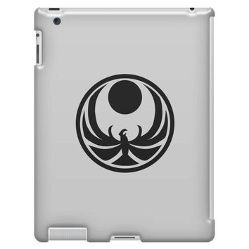 wing art iPad 3 and 4 Case
