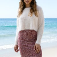 Billabong - Liv Forever Sweater | Blush