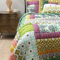 Anthropologie - Lille Quilt