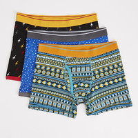 Lightening 3 Pack Boxer Briefs