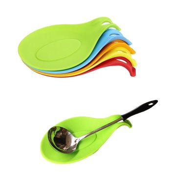 Silicone Spoon Mat Placemat