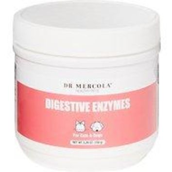 Dr. Mercola Digestive Enzymes Dog & Cat Supplement