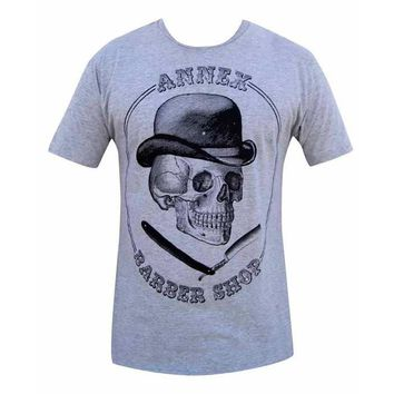 Barber Shop Mens Tee