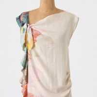 Paint-Box Blouse - Anthropologie.com