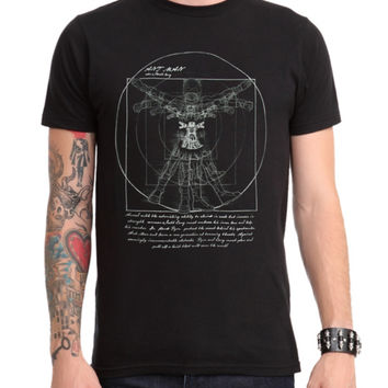 Marvel Ant-Man Vitruvian T-Shirt