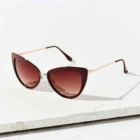 Girlfriend Cat-Eye Sunglasses