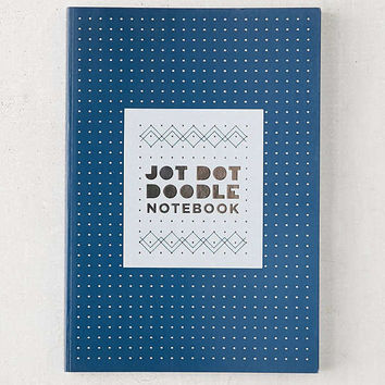 Jot Dot Doodle Notebook | Urban Outfitters