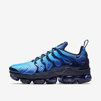 DCC3W Nike Air VaporMax Plus Obsidian Blue Mens