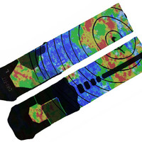 Weatherman Custom Nike Elite Socks