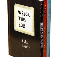 Wreck This Box (Wreck This Journal / This Is Not a Book / Mess)