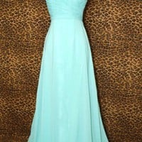 Aqua Grace Timeless Glamour Prom Dress