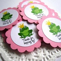 Frog Prince Tags, Thanks For Hopping By from Adorebynat