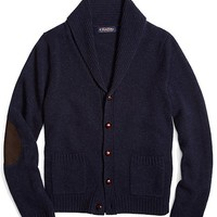 Shawl Collar Cardigan - Brooks Brothers