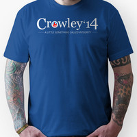 Vote Crowley Unisex T-Shirt