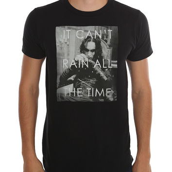 The Crow It Can't Rain All The Time T-Shirt