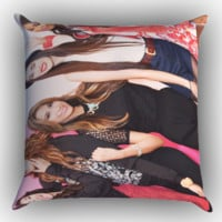 fifth harmony Y0072 Zippered Pillows  Covers 16x16, 18x18, 20x20 Inches