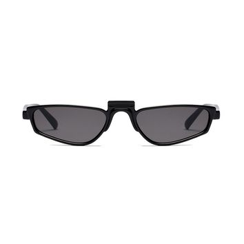 Private Show Sunglasses | Black