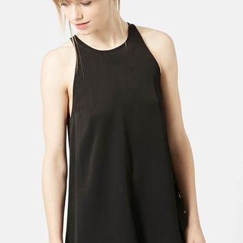 Women's Topshop 'Milo' Split Back Sleeveless Top,