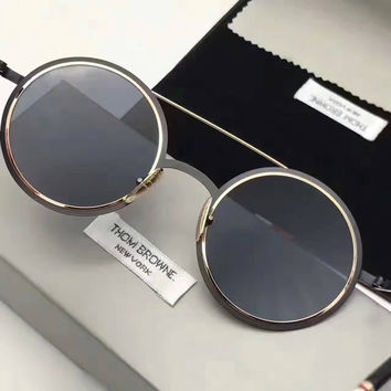 THOM BROWNE Fashion women Eyeglasses Glasses Sunglasses  Plastic Frame, Mirror Sunglasses H-A-GHSY-1