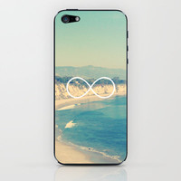 Forever Summer California Infinity iPhone & iPod Skin by RexLambo