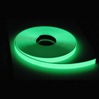 "1/2"" Glow Grip Tape - 30 ft - For you Hula Hoop -  Glow Gaffers Tape"