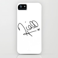 Niall Horan - One Direction iPhone & iPod Case by Moments Design
