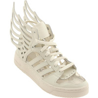 Adidas Men ObyO JS Wings 2.0 Cutout - Jeremy Scott (white) Shoes M29012 | PickYourShoes.com