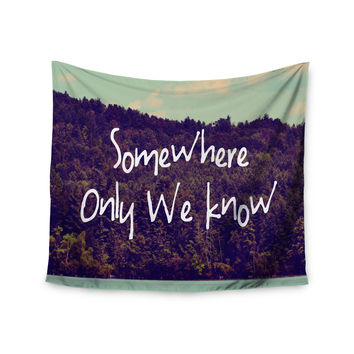 "Rachel Burbee ""Somewhere"" Wall Tapestry"