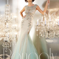 Sale Prom Dresses - Panoply 14647 Vintage Beaded