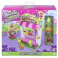 Shopkins Kinstructions Fruit and Veggie Stand
