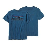 Patagonia Men's P-6 Logo T-Shirt | Pineapple