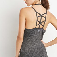 Active Crisscross-Back Tank
