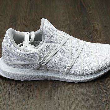 Adidas Ultra Boost? Nest White Sneakers