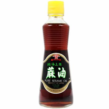 Kadoya Authentic Japanese Pure Sesame Oil, 11 fl oz (327 ml)