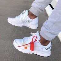 shosouvenir :OFF-WHITE x NIKE Air Presto Gym shoes