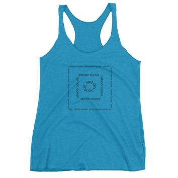 Armory Square - Women's Graphic Tank Top