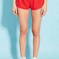 Lace Dolphin Shorts