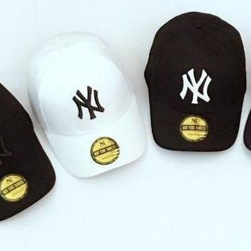 New Golf NY New York Yankees Mens Womens Unisex Adjustable Baseball Cap Hats