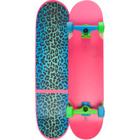Globe Banshee Skateboard Blazing Pink One Size For Men 22778935001
