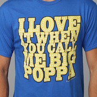 Urban Outfitters - Lords Of Liverpool Biggie Big Poppa Tee