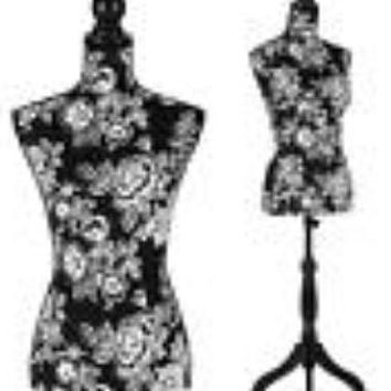 Boutique Dress form mannequin single female torso, craft show, booth, store front, jewelry display, photo prop, clothing, shawl display sale