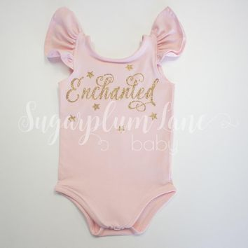 Enchanted Leotard for Babies and Toddlers