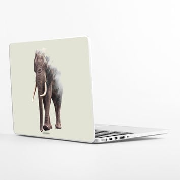 Elephants Laptop Skin