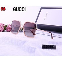 GUCCI Stylish Summer Chic Shades Eyeglasses Glasses Sunglasses 5#