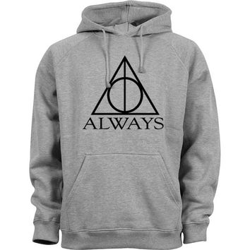 Always Harry Potter Hoodie Sweatshirt