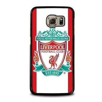 liverpool fc samsung galaxy s6 case cover  number 1