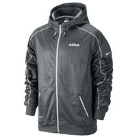 Nike LeBron Confidence Hero Full Zip Hoodie - Men's