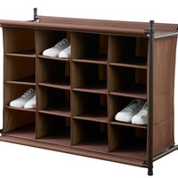 16-Compartment Organizer, Shelves & Racks